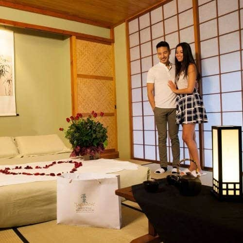 romantic accommodation Dandenong Ranges - Relax and Revive package