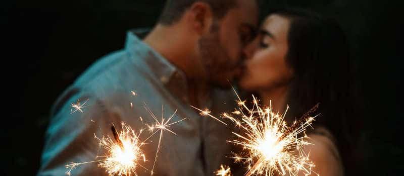new years eve getaway romance