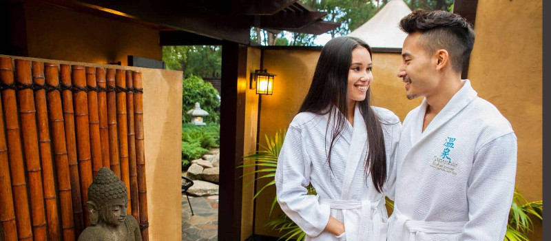 hot springs Japanese bathing tradition Melbourne